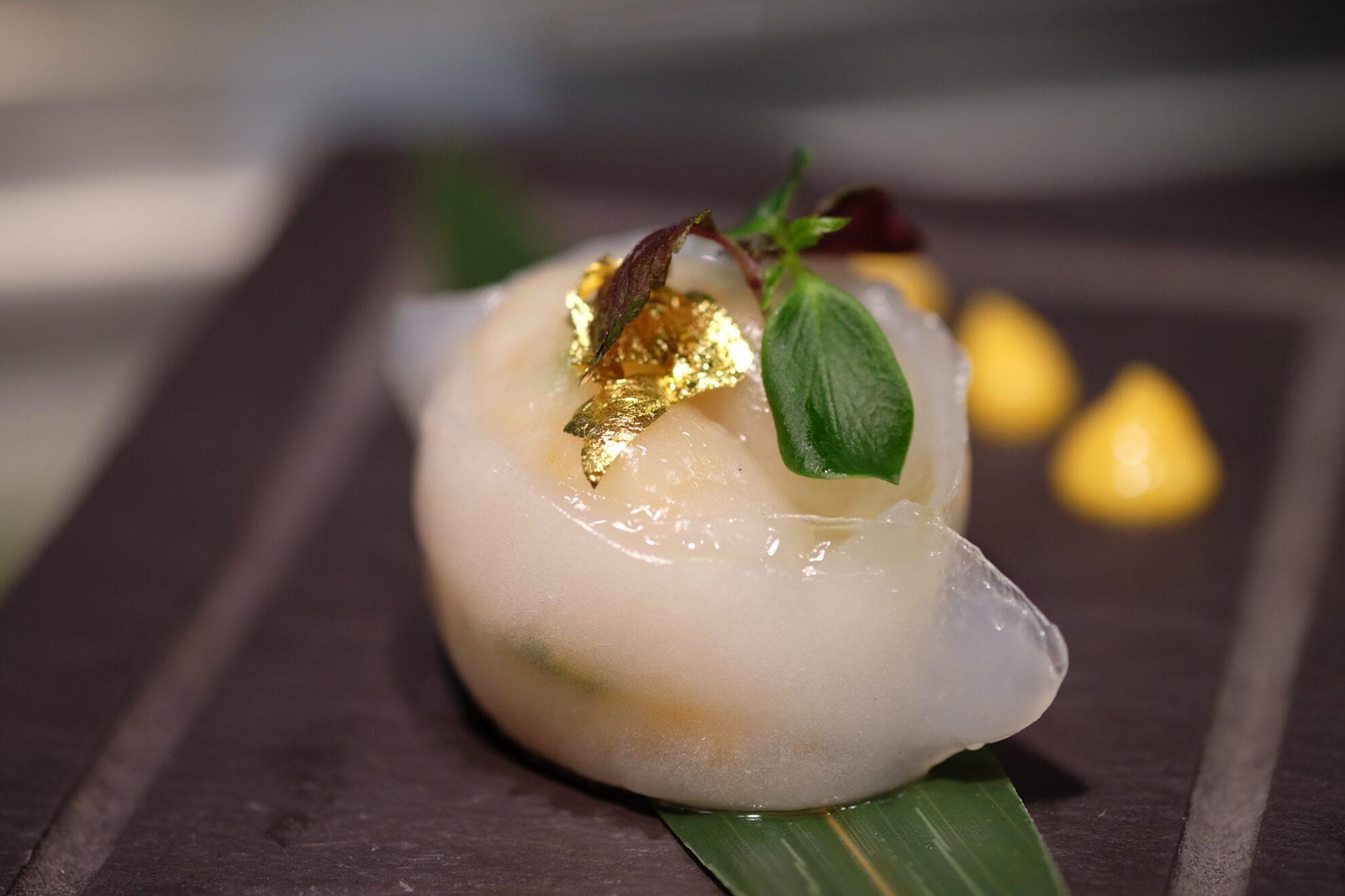 Chai Wu Ladies Lunch_Delicately Steamed Lobster & Sea Bass Crystal Dumplings 1