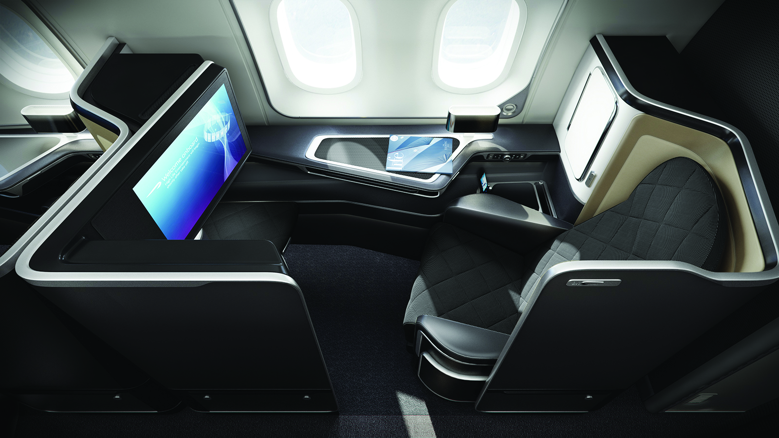 787-9 First (full suite)