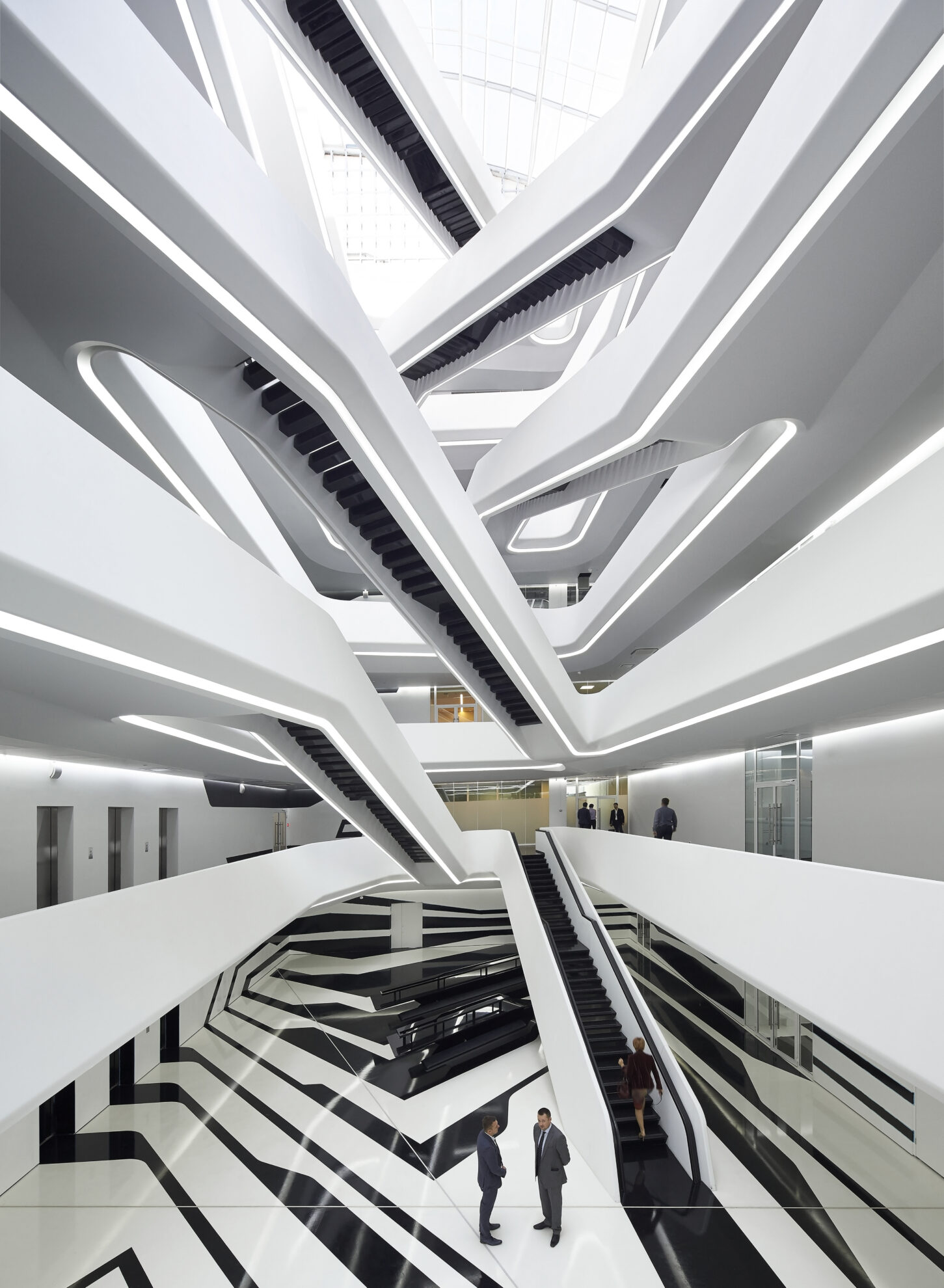 ZHA_Dominion Office Space_Moscow_∏Hufton+Crow_010