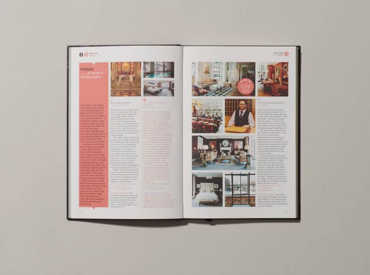 Monocle spread