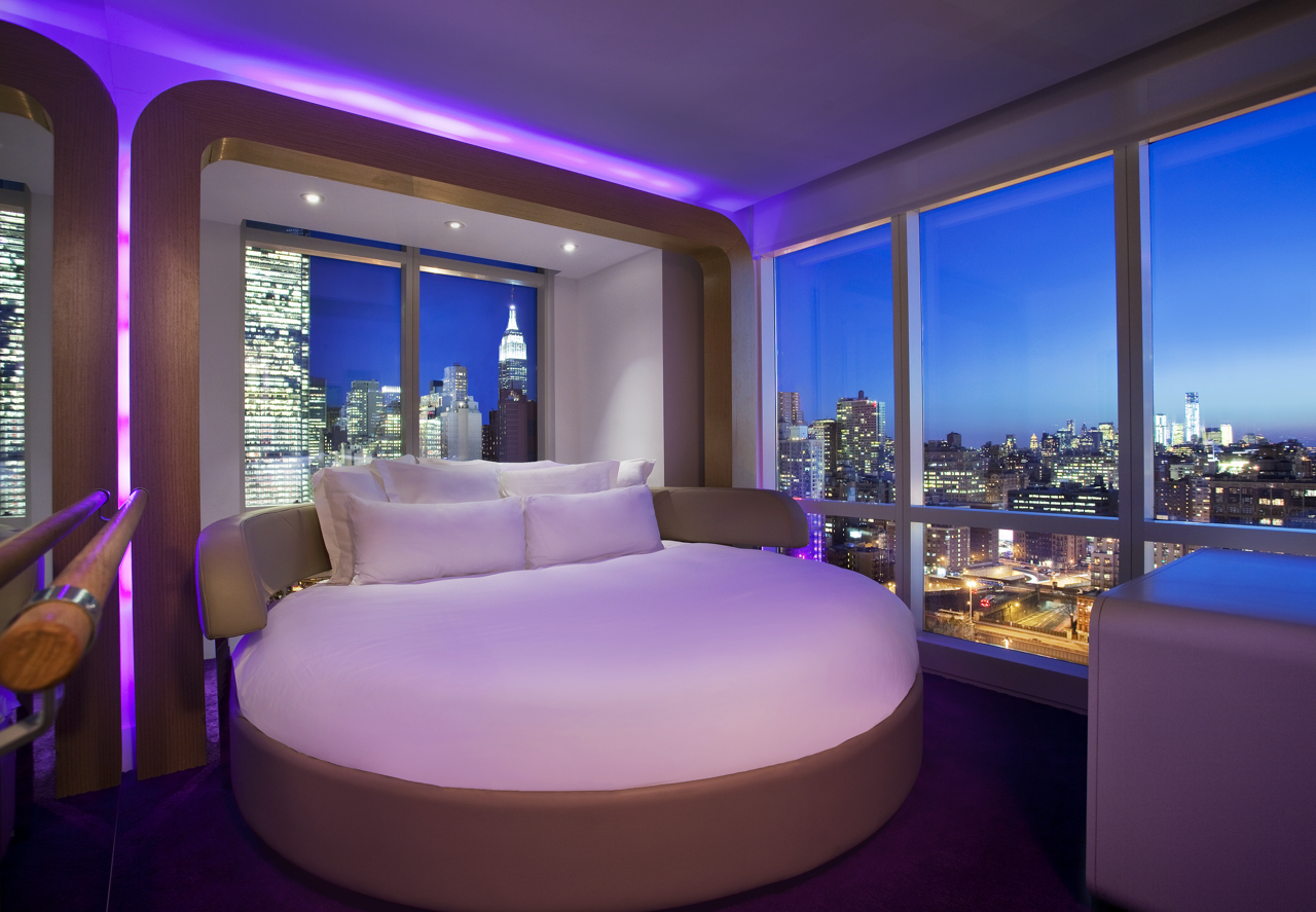 VIP Suite Bedroom
