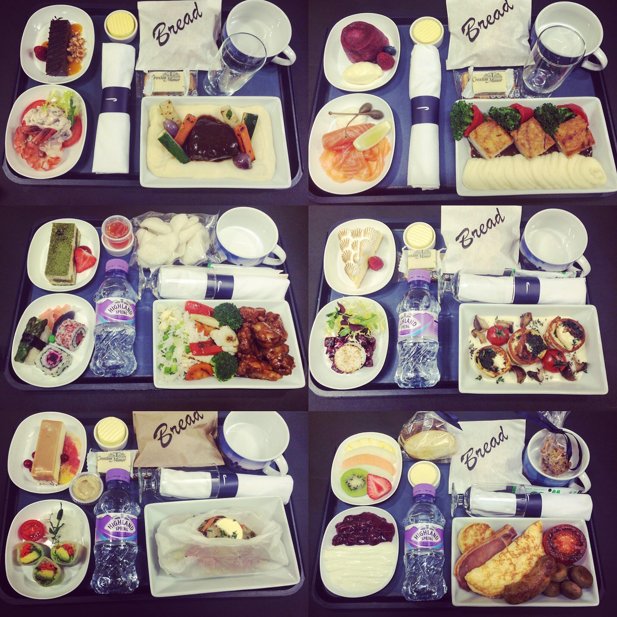 BA food