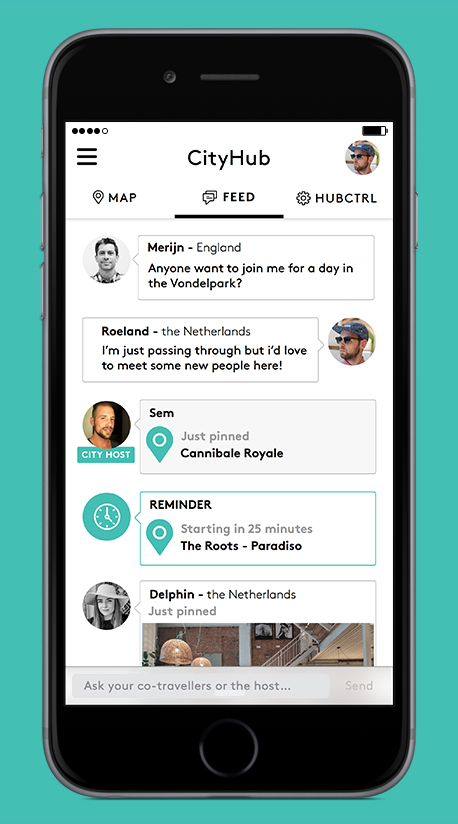 CityHub_App_Feed
