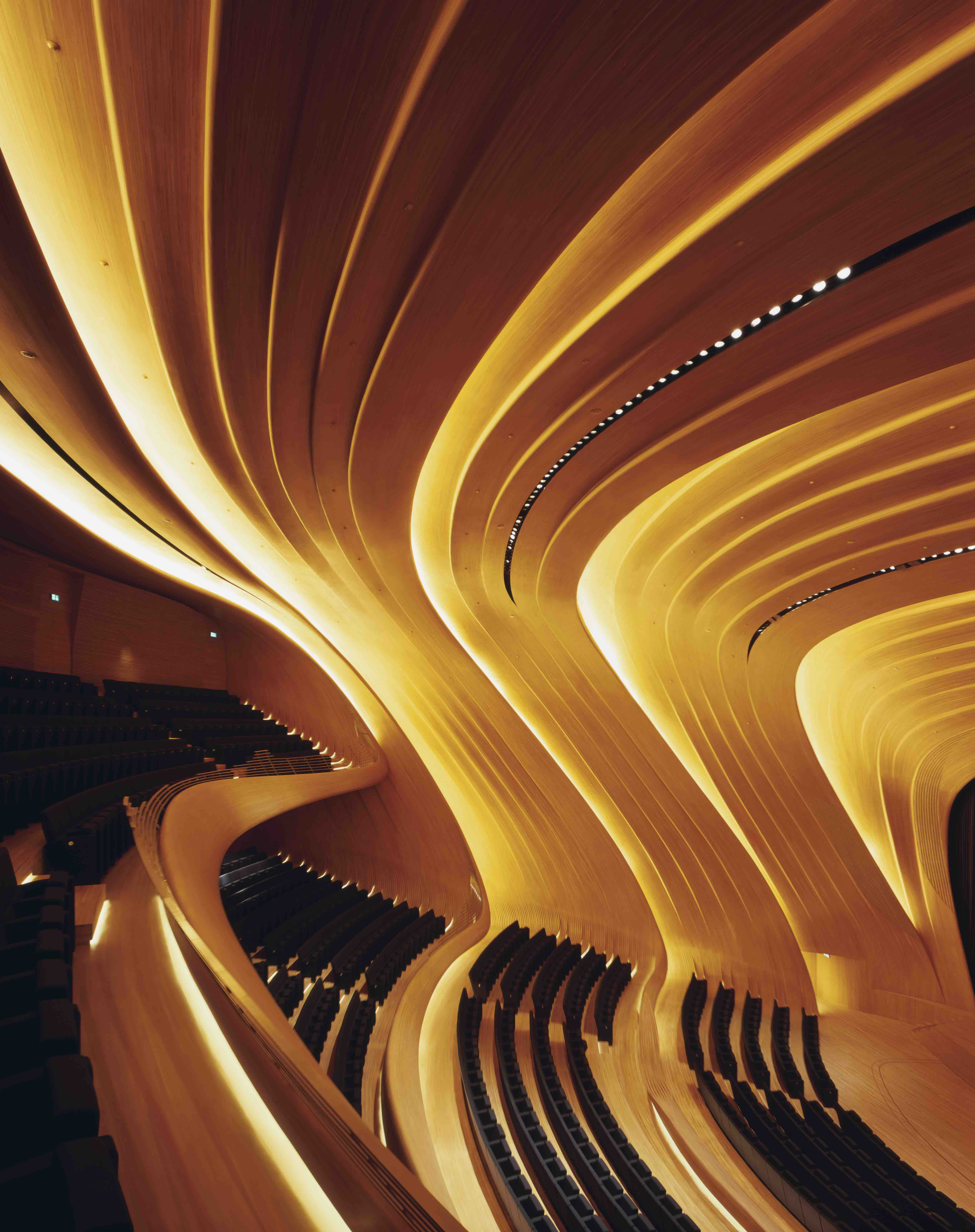 03. Haydar Aliyev Center, Baku_photo by Helene Binet