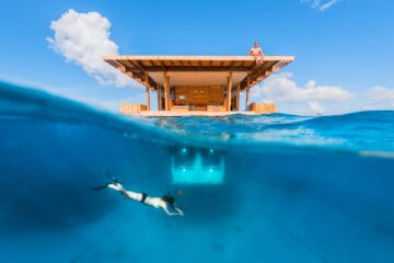 Manta Resort Pemba, Tanzania