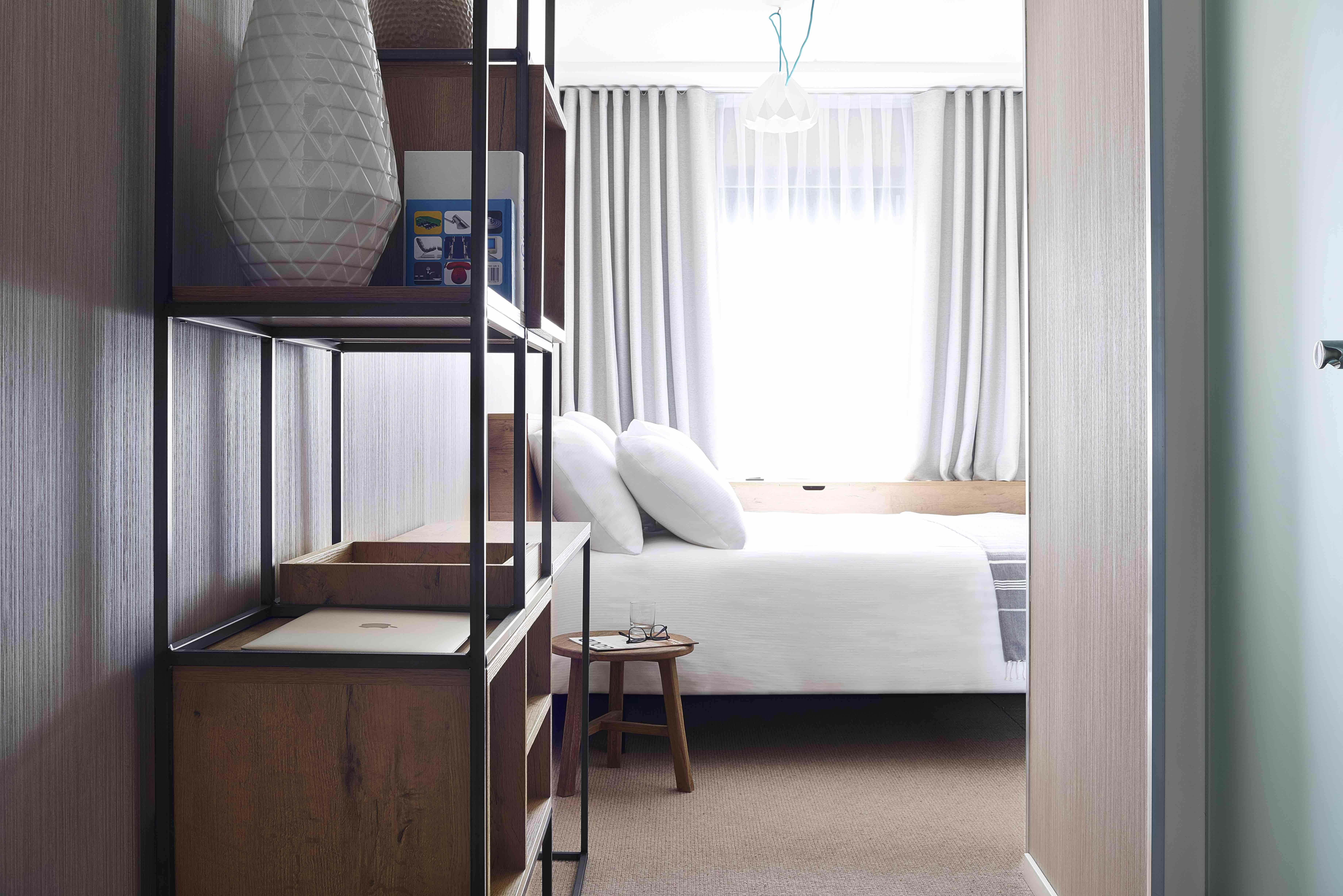 Good hotel bedroom