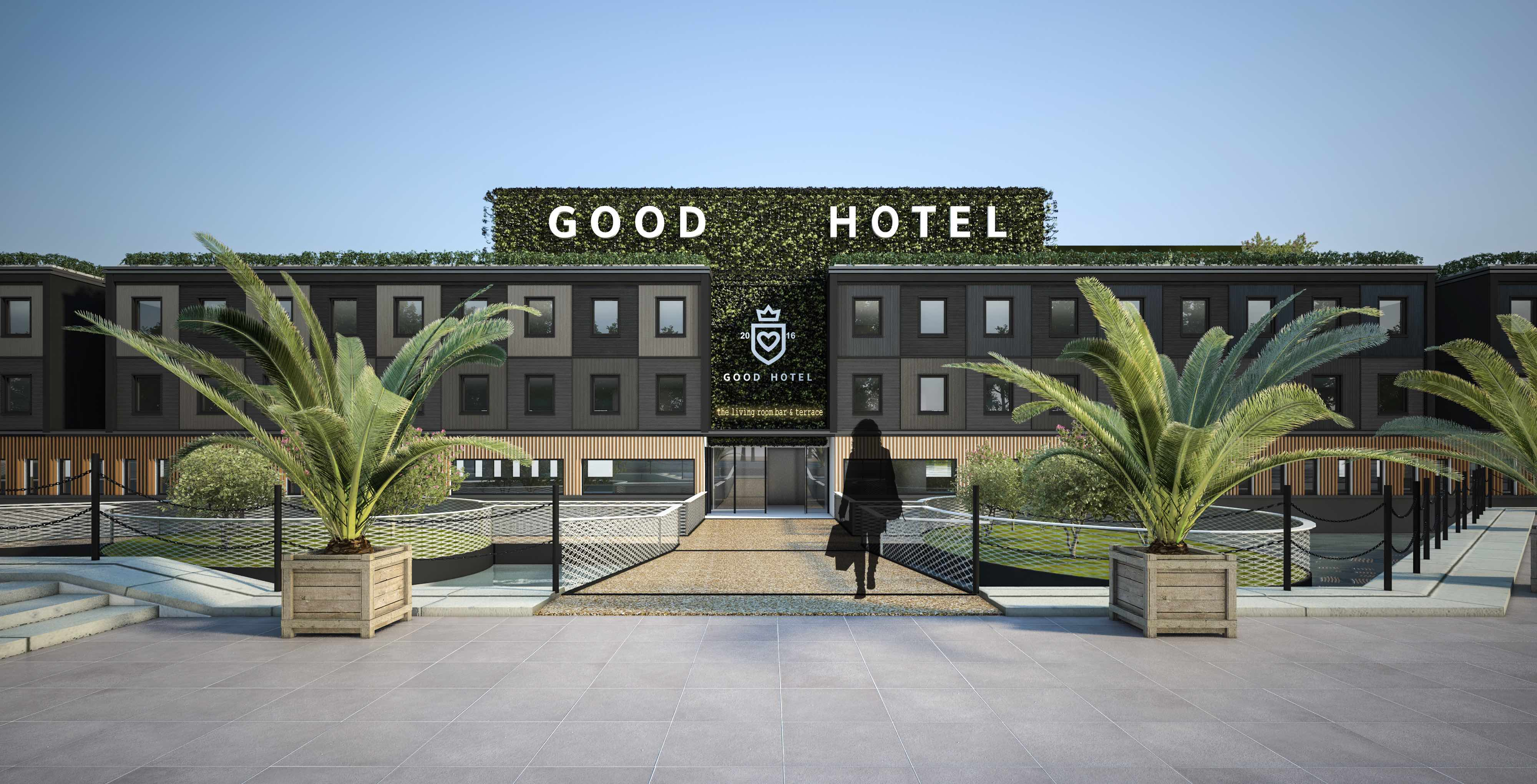 The Good Hotel : Social enterprise floating good hotel comes to london