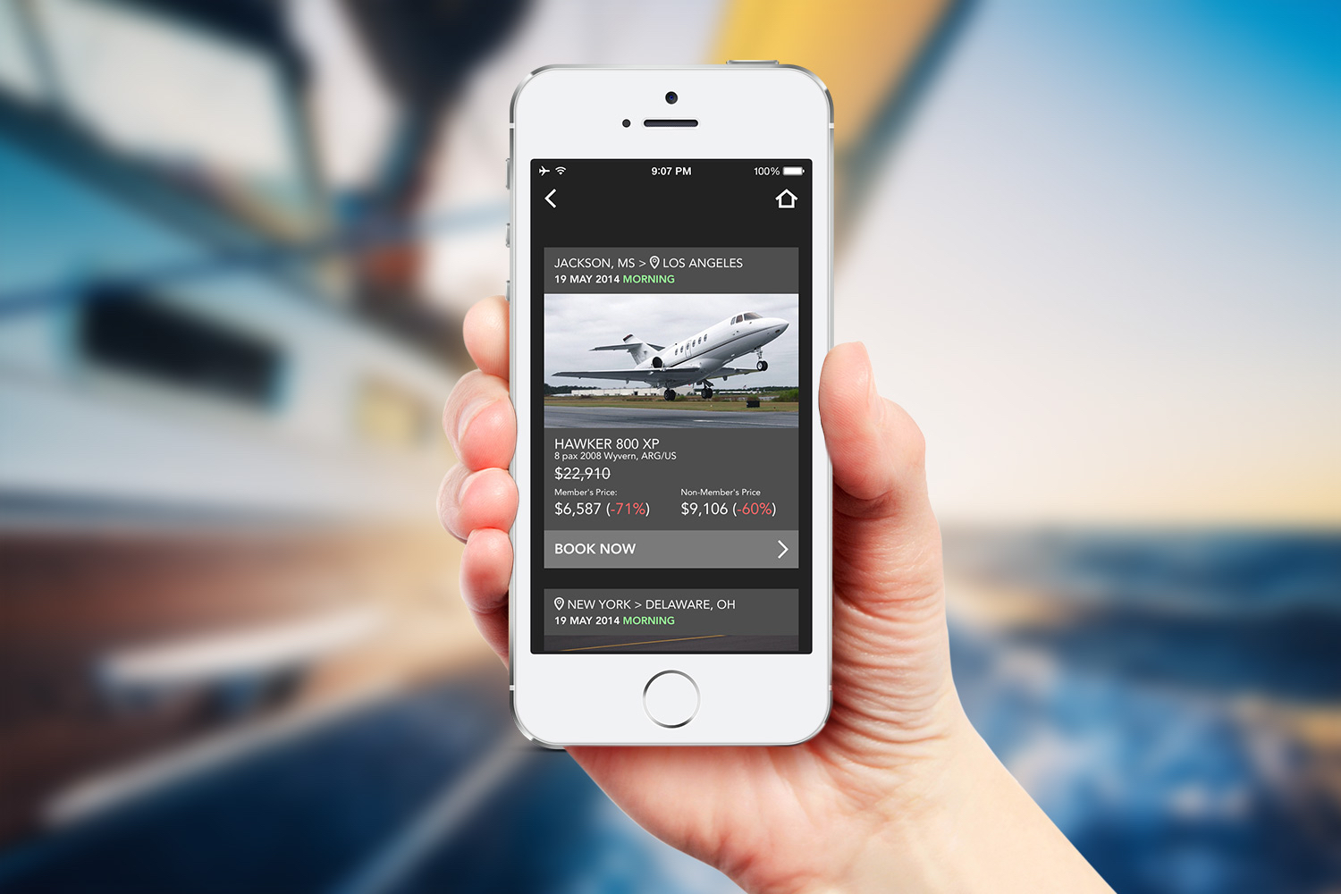 JetSmarter travel apps