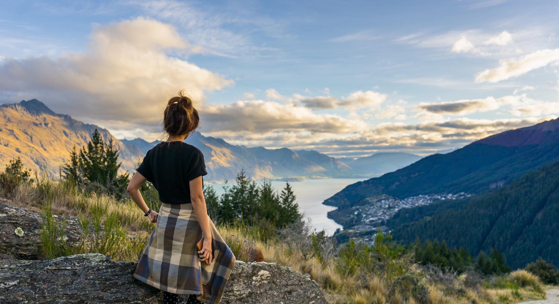 Emigrate to New Zealand, Lake Wakatipu