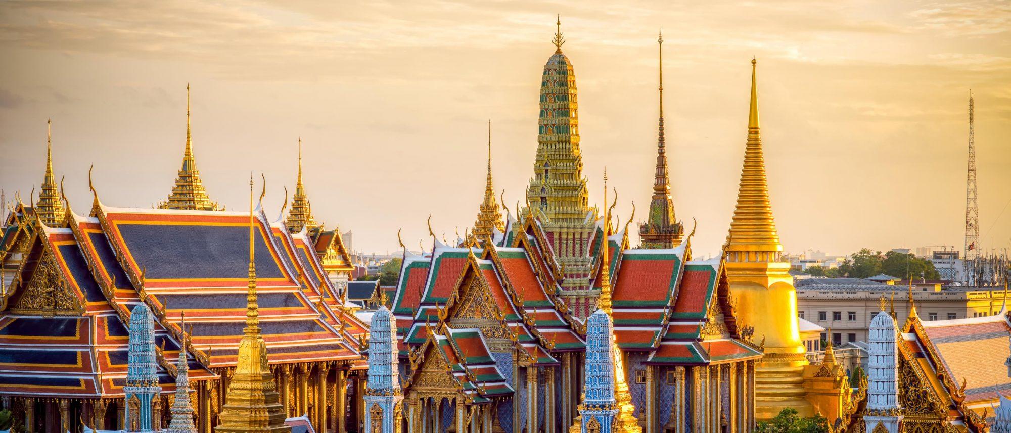 Bangkok most visited cities