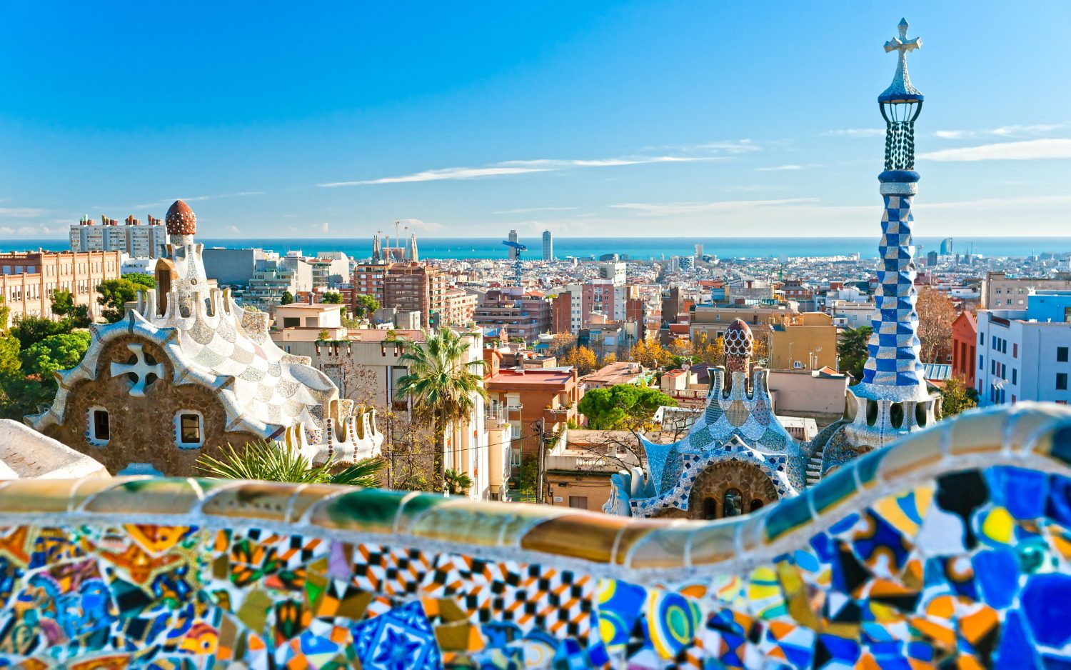 Barcelona most visited cities