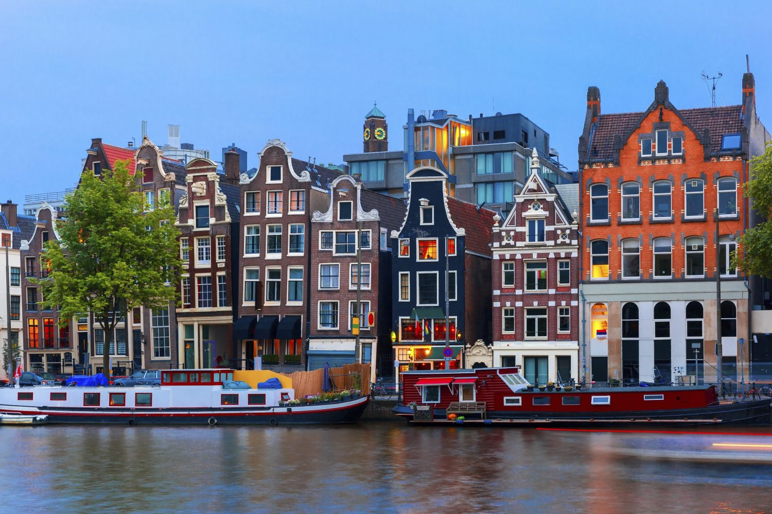 Amsterdam most visited cities