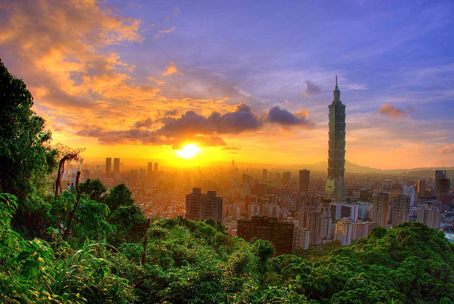 Taipei most visited cities