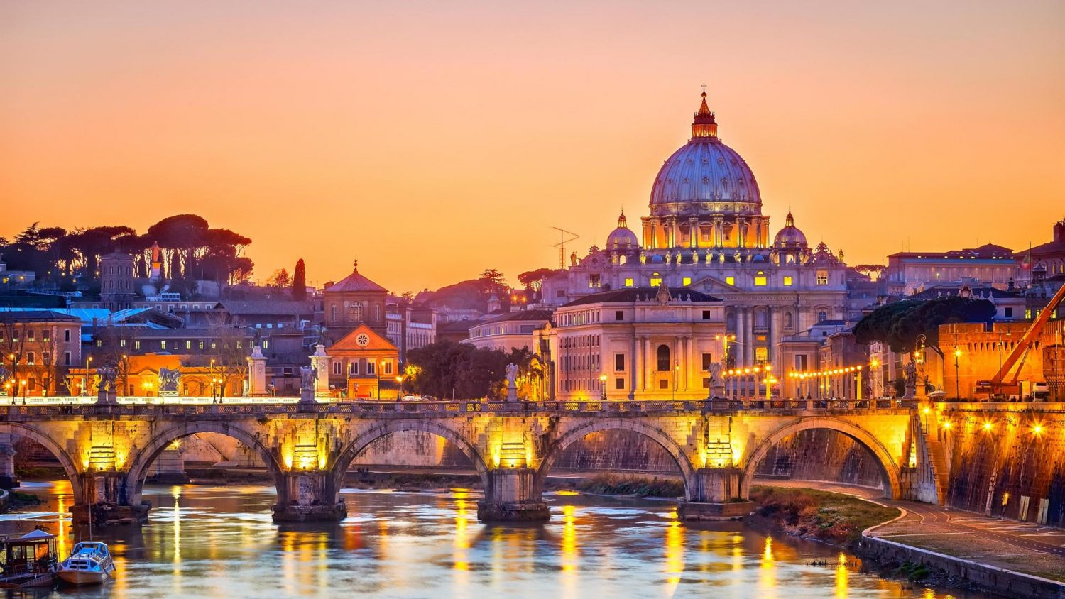 Rome most visited cities