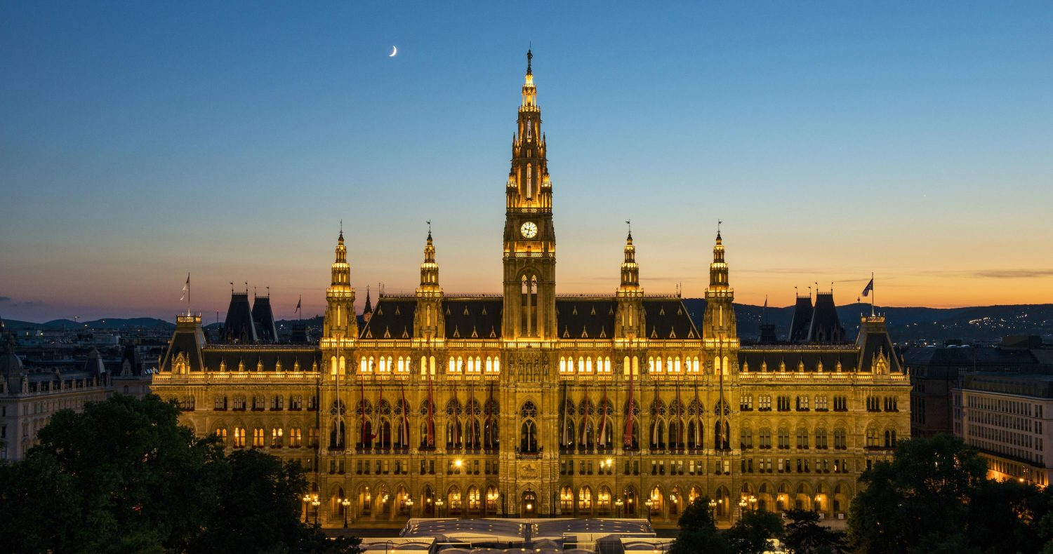 Vienna most visited cities