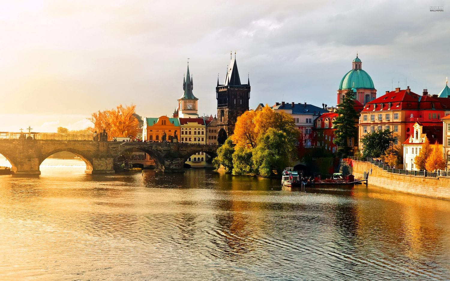 Prague most visited cities