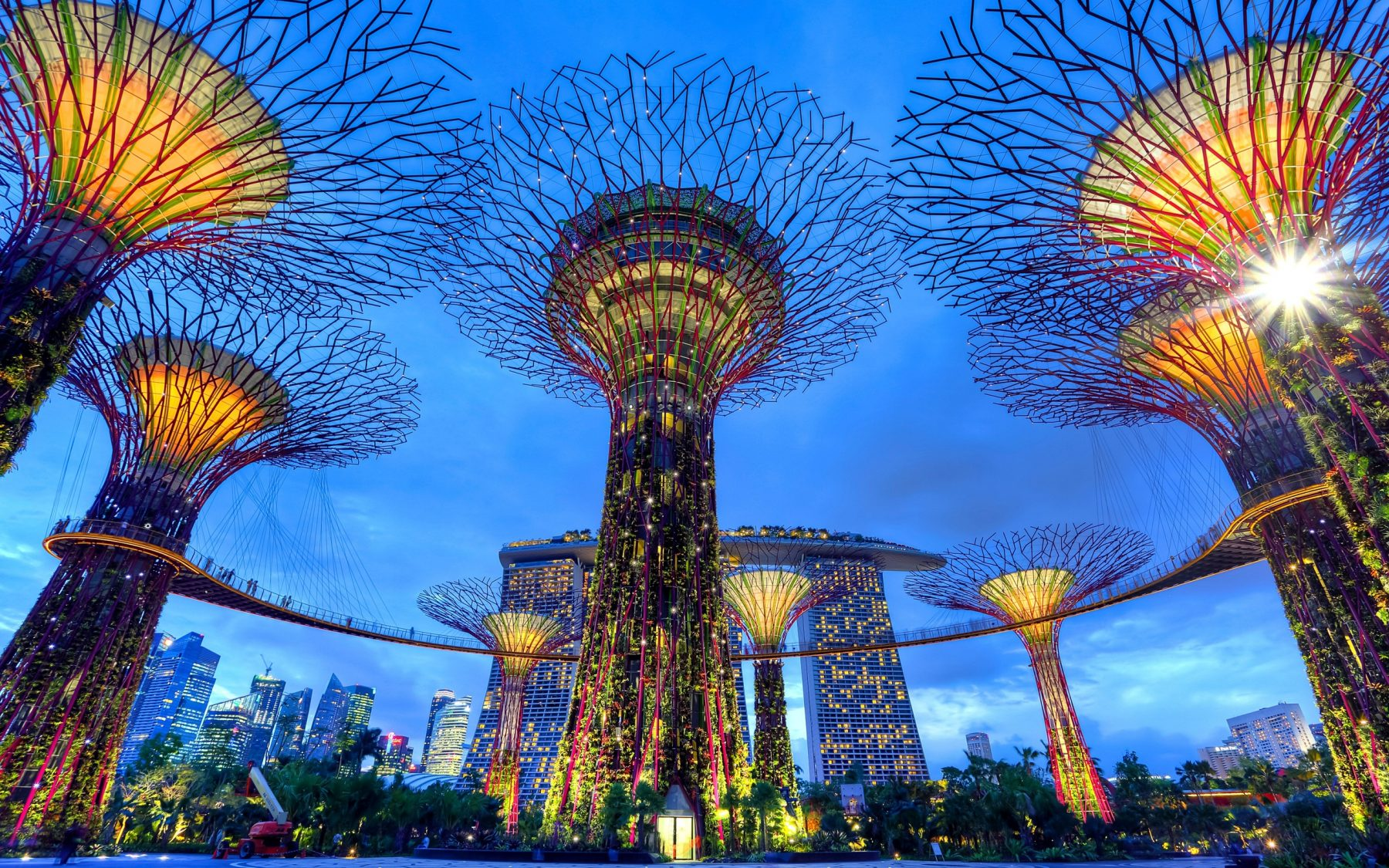 Singapore most visited cities