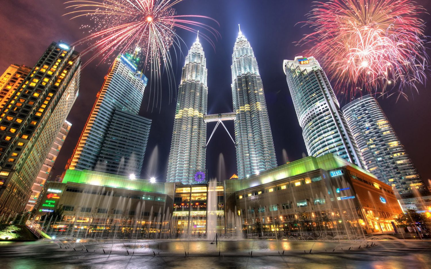 Kuala Lumpur most visited cities