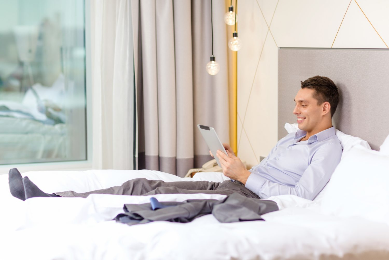 Voice-activated hotel rooms from Aloft