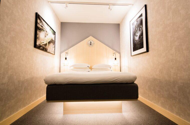 Hotel With undergound hotel Stockholm
