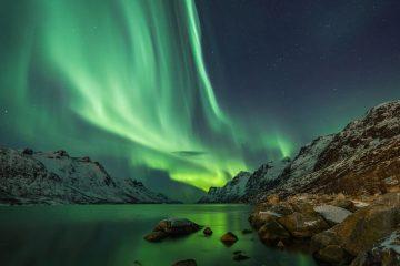 Bucket list trip Northern Lights