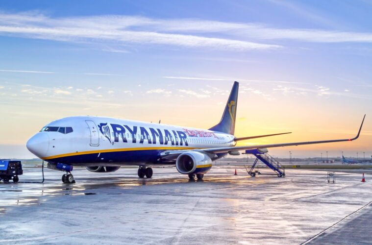 Ryanair free flights