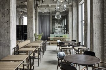 Restaurant 108 Space Copenhagen