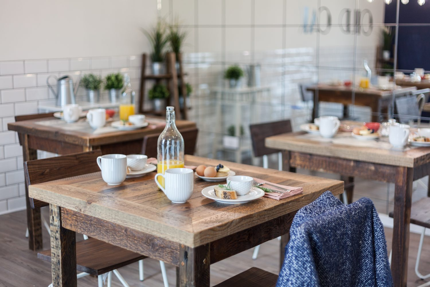 French Brasserie co-living at the Collective Old Oak