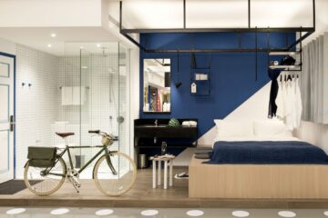 Lyf co-living space from the Ascott