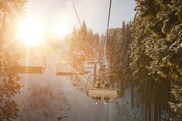 Climate change ski resorts