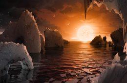 NASA Trappist 1 exoplanet