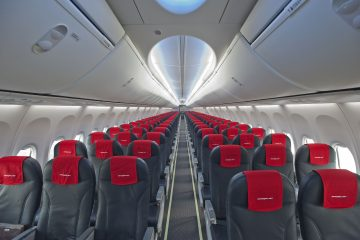 Norwegian low-cost long-haul flights