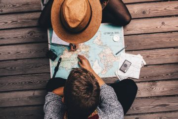 Travel insurance trip planning