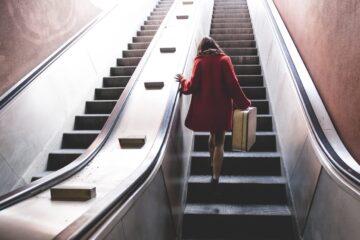 CityStasher left luggage app