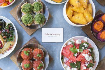 Balls & Company small plates