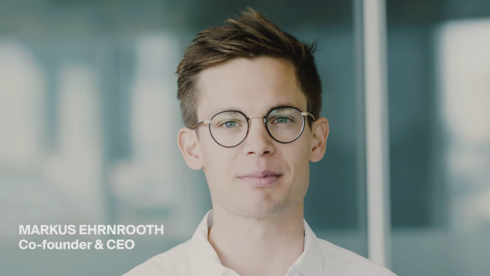 Markus Enrnrooth CEO & Co-Founder KNOMI