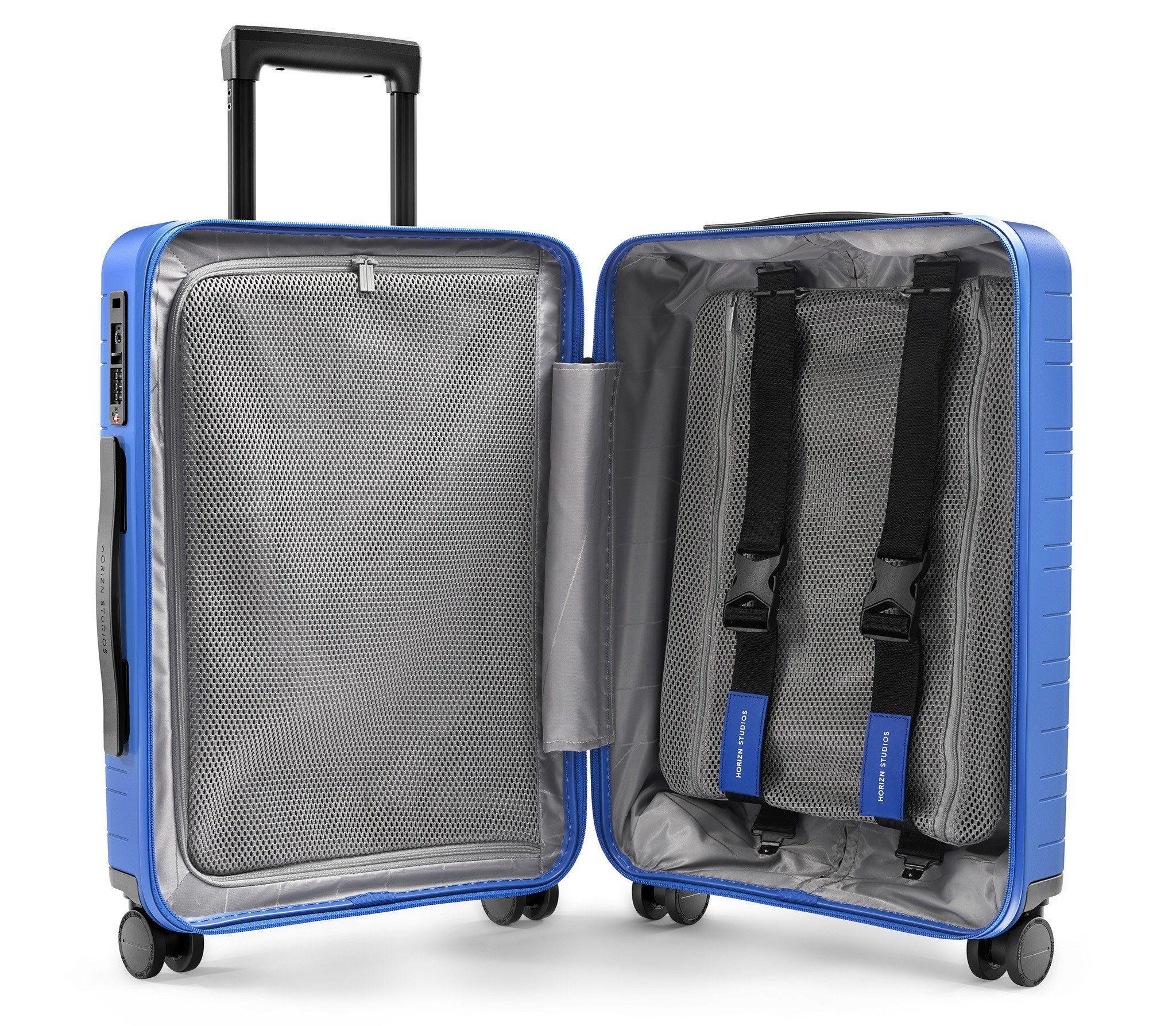 Horizn Studios smart luggage