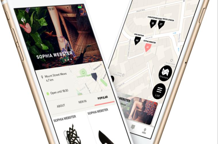 Knomi shopping app