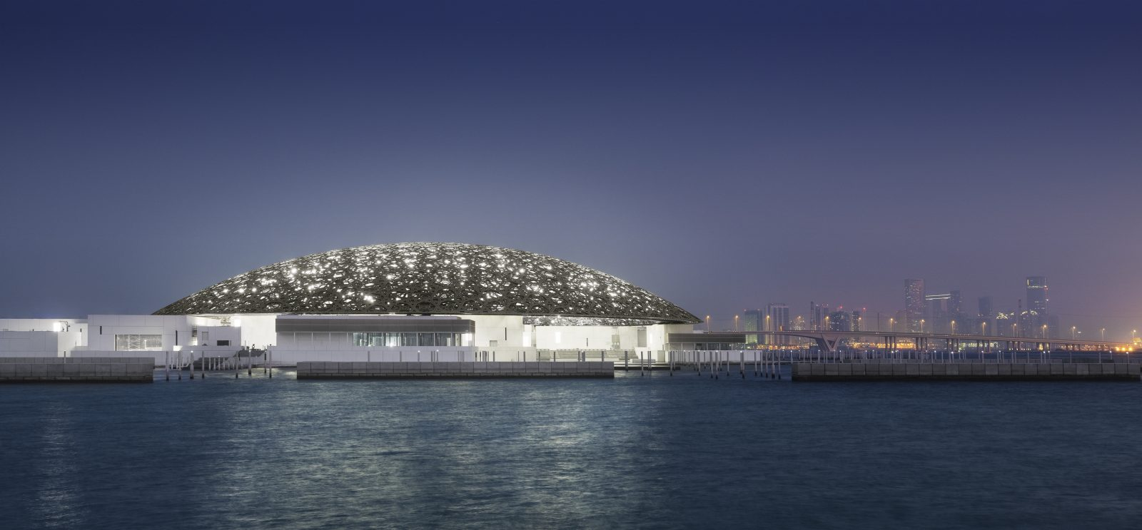 Louvre Abu Dhabi. Photo Courtesy Mohamed Somji