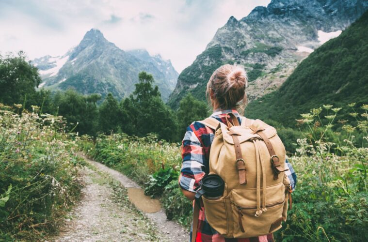 Ultimate Earth backpacker