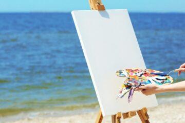 Painting holidays