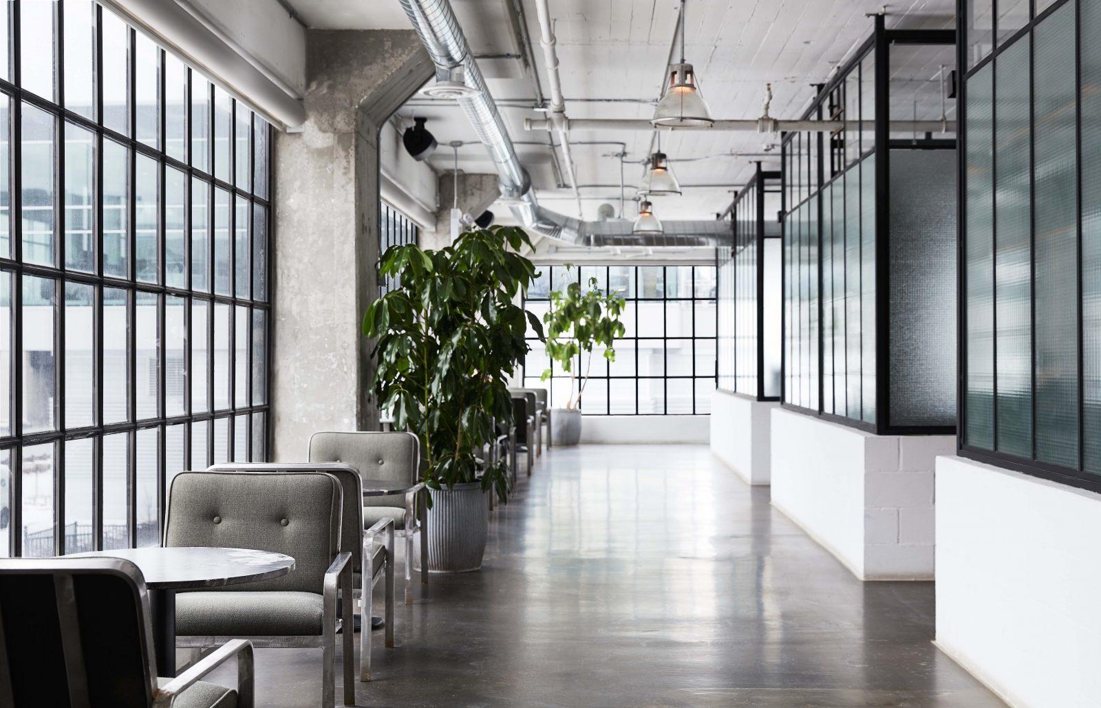 East Room co-working club, Toronto