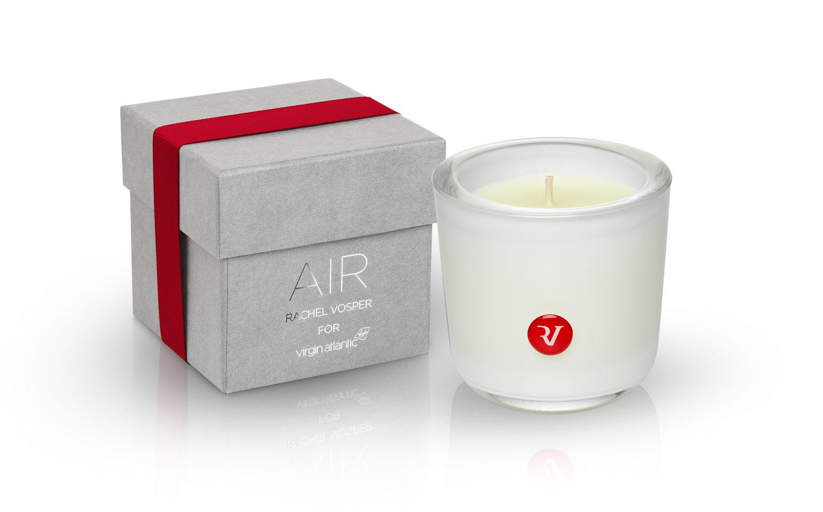 Virgin Atlantic scented candle