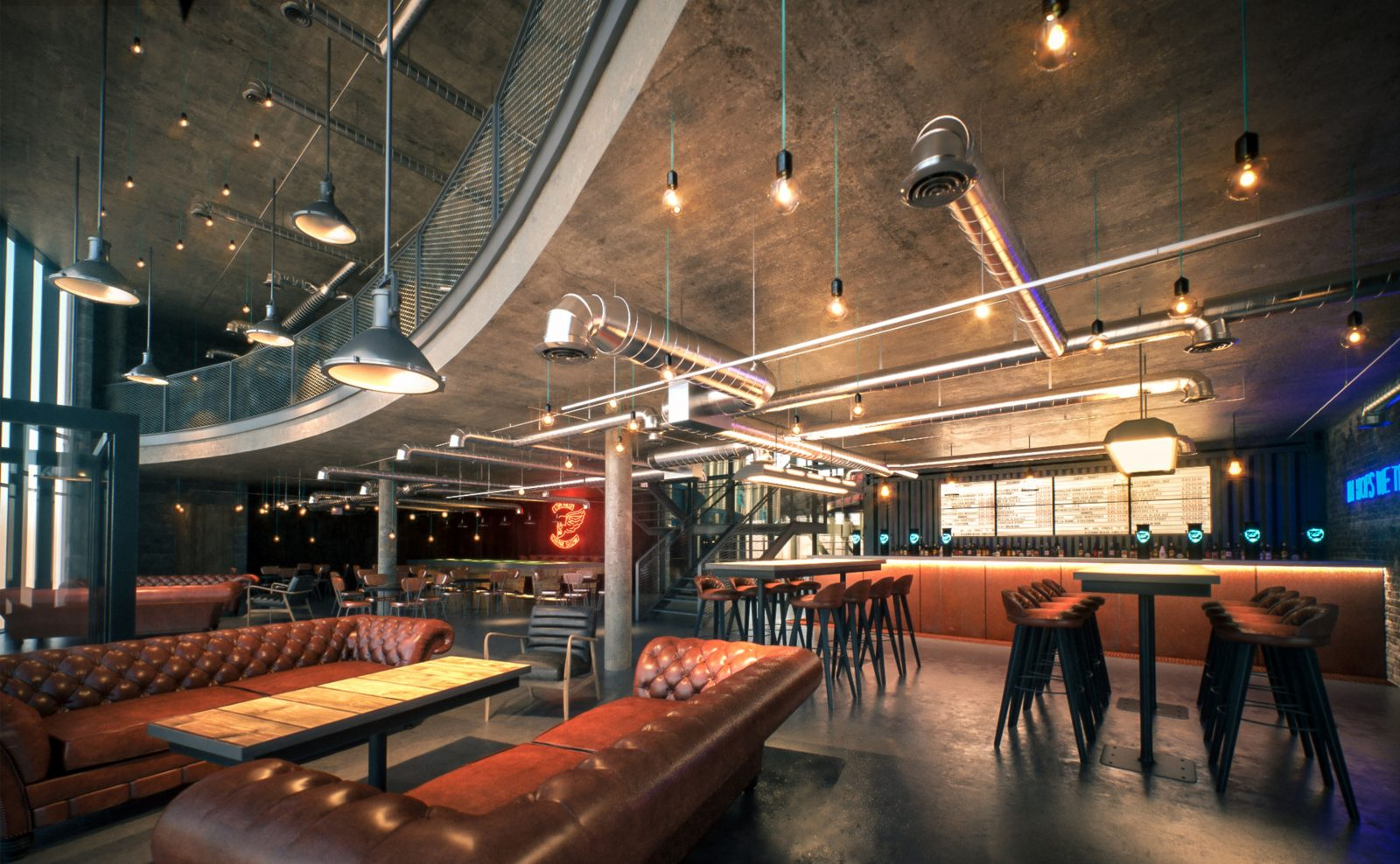 BrewDog craft beer hotel, Scotland