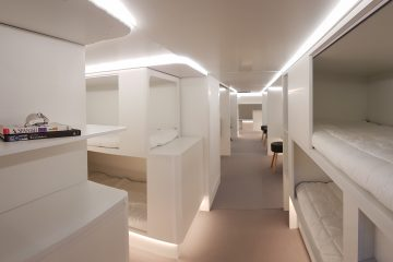 Airbus Zodiac lifestyle modules