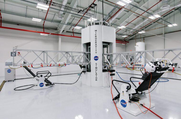 Microgravity Simulator, Astronaut Training Experience Center