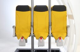 Skyrider 2.0 saddle seat