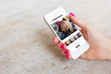 Instagram sitter service
