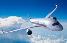 A350-900 ultra long-range