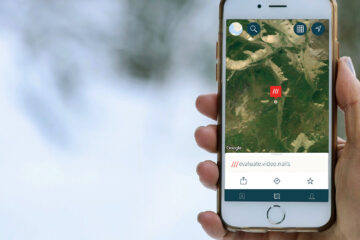 What3words and Airbnb in Mongolia